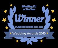 Bridebook Wedding DJ of the Year