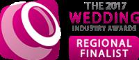 The Wedding Industry Awards - Regional Finalist 2017