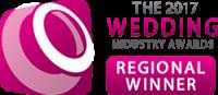 The Wedding Industry Awards - Regional Winner 2017